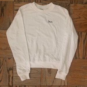h&m long sleeve shirt